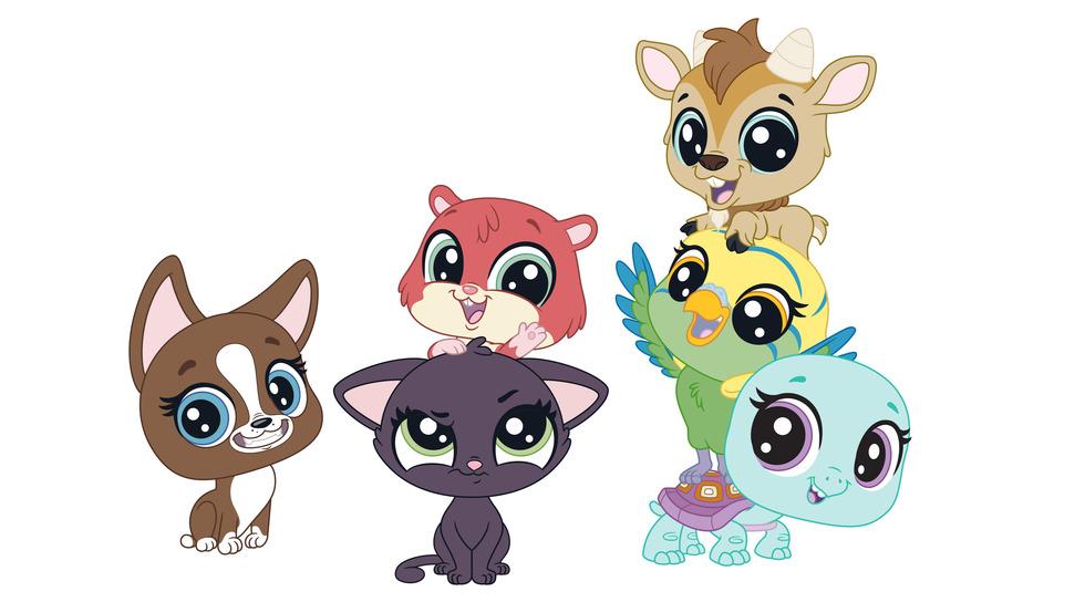 Minika Go Littlest Pet Shop Minişler