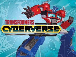 transformers-cyberverse