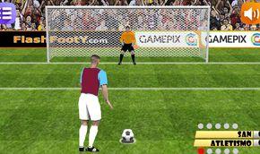 Penaltı Yarışı Oyunu