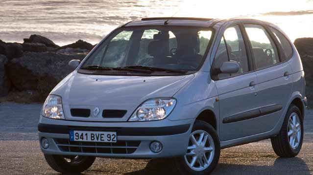 İkinci el karnesi-Renault Scenic, Grand Scenic