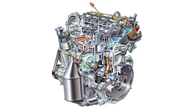 Dizel motorlar neden daha yüksek tork üretir?