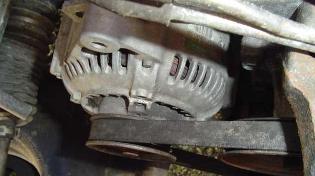 motorda v kayışı - otohaber