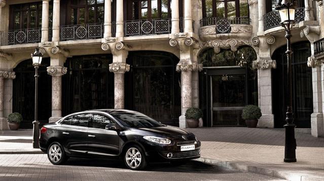Renault Fluence satışa sunuldu