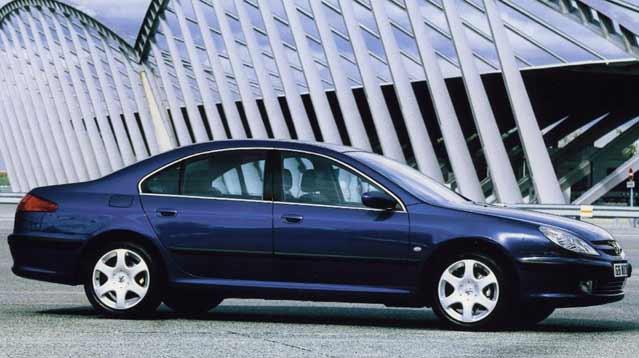 �kinci el karnesi: Peugeot 607