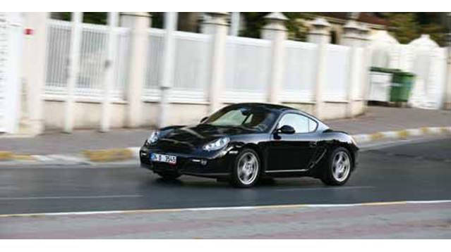 Test: Porsche Cayman PDK