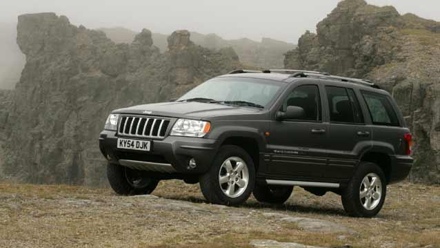 �kinci el karnesi: Jeep Grand Cherokee