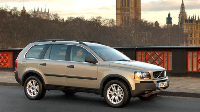 �kinci el karnesi: Volvo XC90