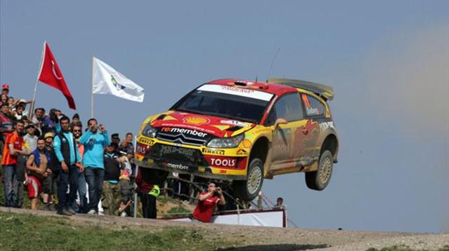 Türkiye Rallisi 2011'de WRC takviminde