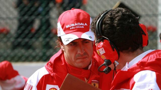 Alonso Massa yüzünden sessiz