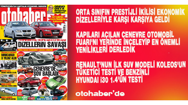 OTOHABER 11İNCİ HAFTA