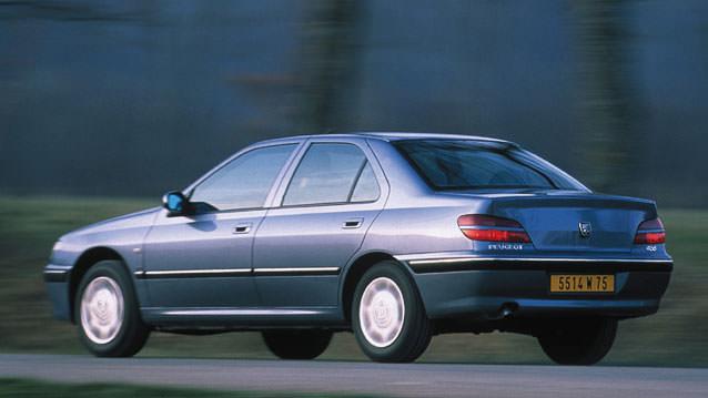 �kinci el karnesi: Peugeot 406, 407