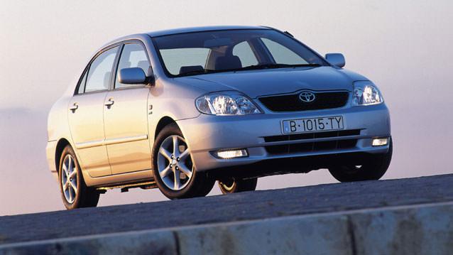 �kinci el karnesi: Toyota Corolla