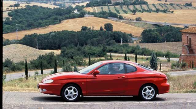 Hyundai Coupe FX 1.6 nas�l bir araç?