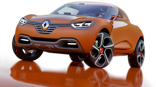Renault Capture �le Nissan Juke'a Rakip Mi Oluyor?