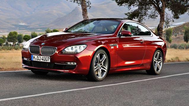 Yeni BMW 6 Serisi Coupe