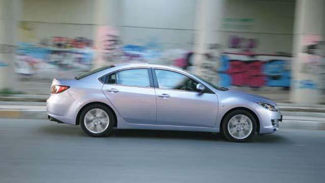 Mazda 6 2.0 Sedan