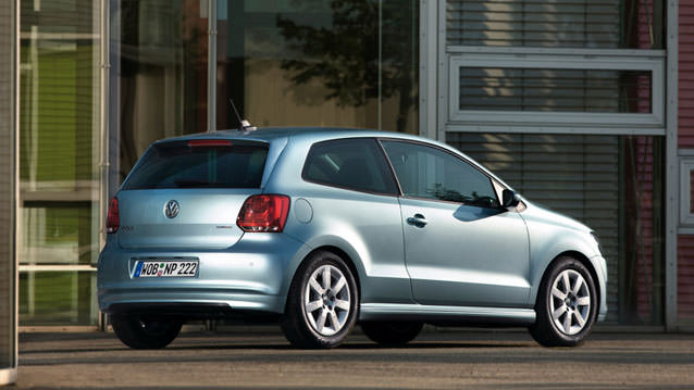 VW Polo ve Golf Bluemotion Türkiye'de