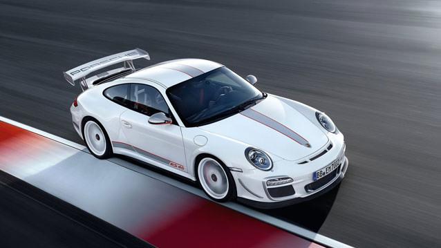 EN GÜÇLÜ PORSCHE HAZIR: 911 GT3 RS 4.0