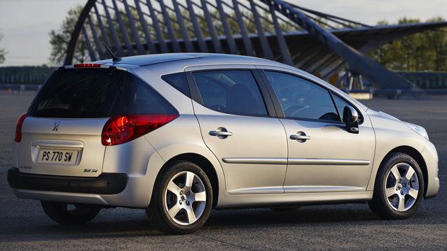 Peugeot 207'lerde Yeni Donanımlar