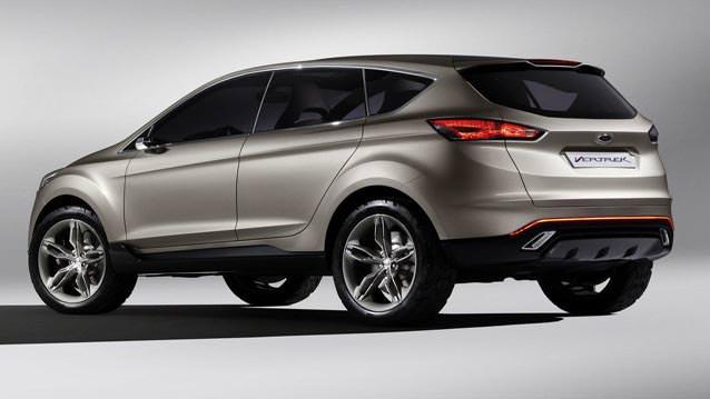 Yeni Ford Kuga'nın Detayları Beliriyor! - Otohaber
