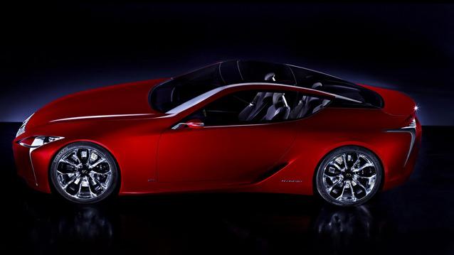 Lexus'tan Yeni Konsept