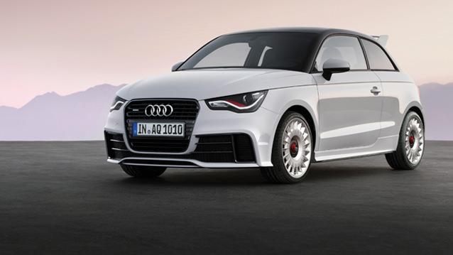 Audi'den Çılgın A1