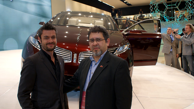 Lincoln ve Max Wolf