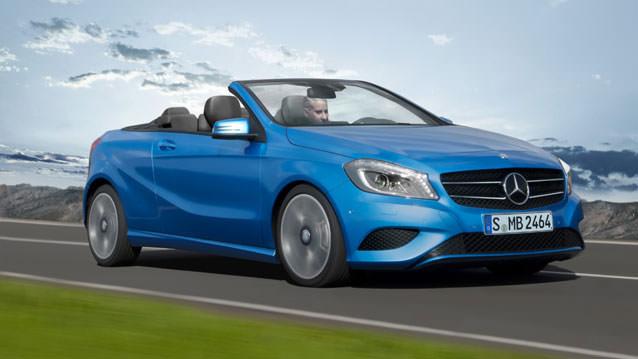 Mercedes-Benz A Cabrio