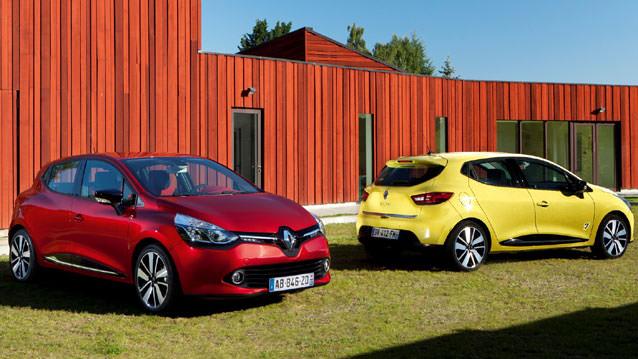 ��te Yeni Renault Clio'nun Fiyatlar�!