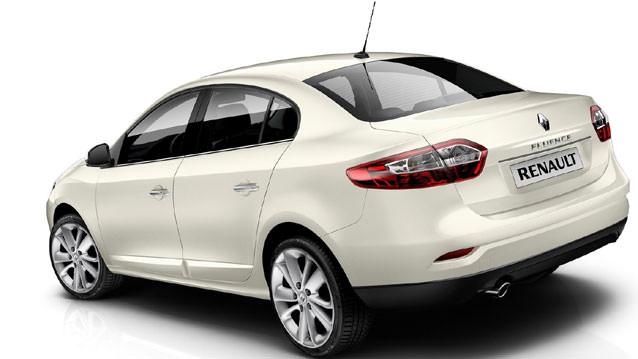 Makyajlı Renault Fluence'ın Fiyatları İlk Kez otohaber'de!
