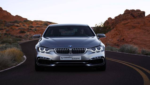 ��te Yeni BMW 4 Serisi