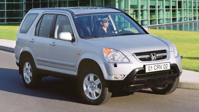 Honda CR-V�ye LPG Takt�rmal� M�y�m?
