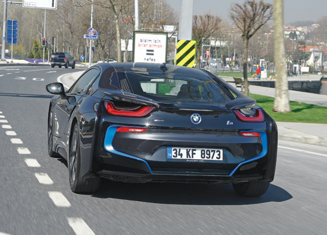 Test Bmw I8 Otohaber