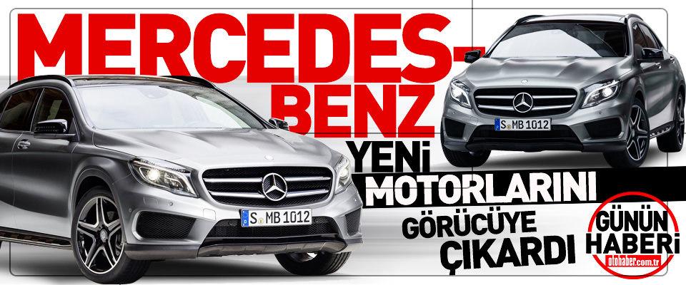 Mercedes-Benz Yeni Motorlar�n� G�n Y�z�ne ��kard�