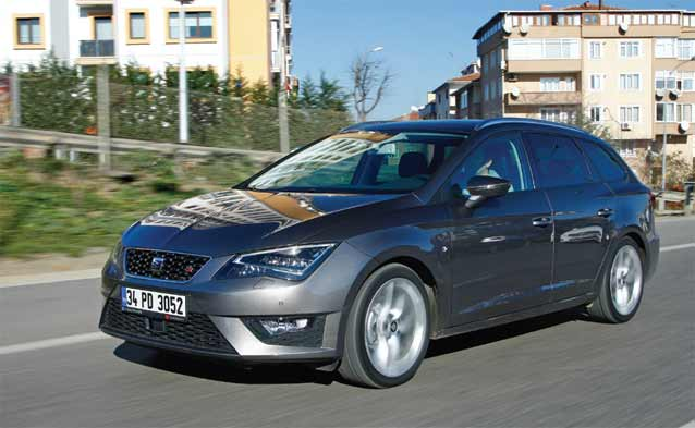 test seat leon st 1 4 ecotsi dsg fr otohaber. Black Bedroom Furniture Sets. Home Design Ideas
