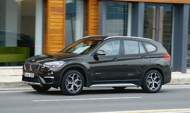 test bmw x1 xdrive20d otohaber. Black Bedroom Furniture Sets. Home Design Ideas