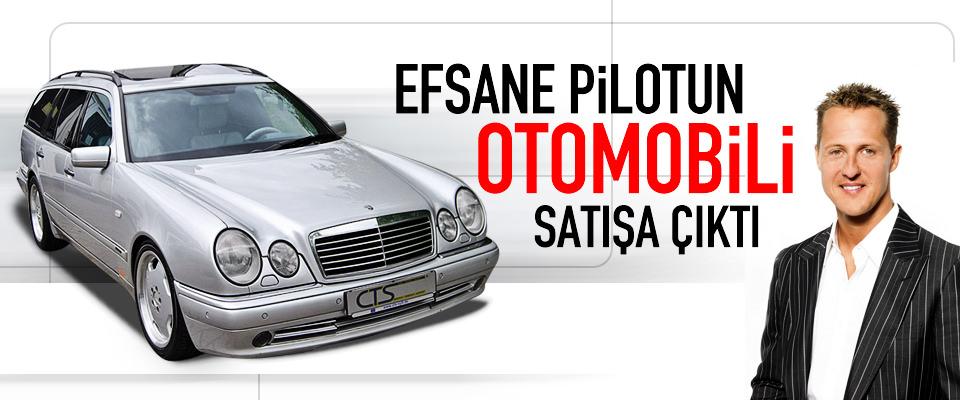 Efsane Pilotun Otomobili Sat��ta