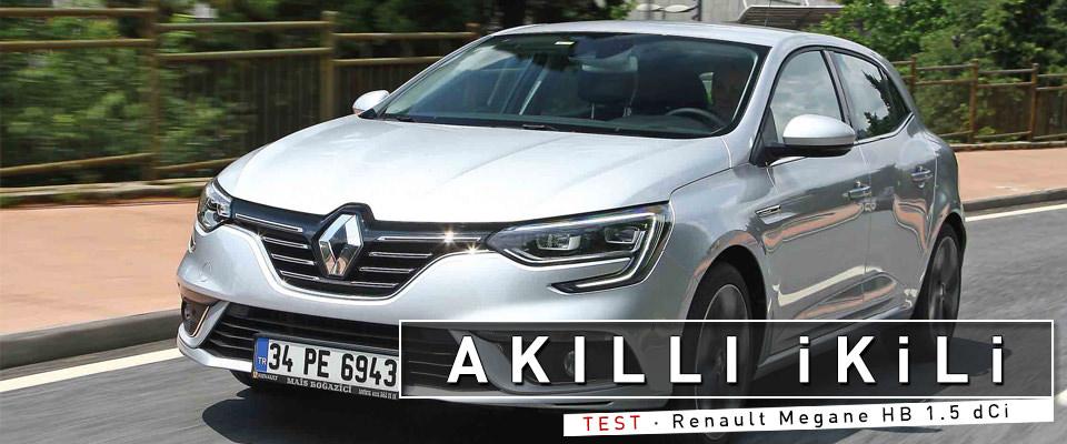 TEST � Renault Megane HB 1.5 dCi