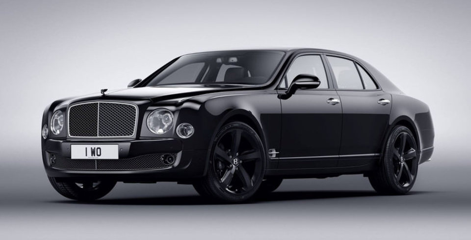 Bentley Mulsanne Speed Beluga Edition Tan�t�ld�