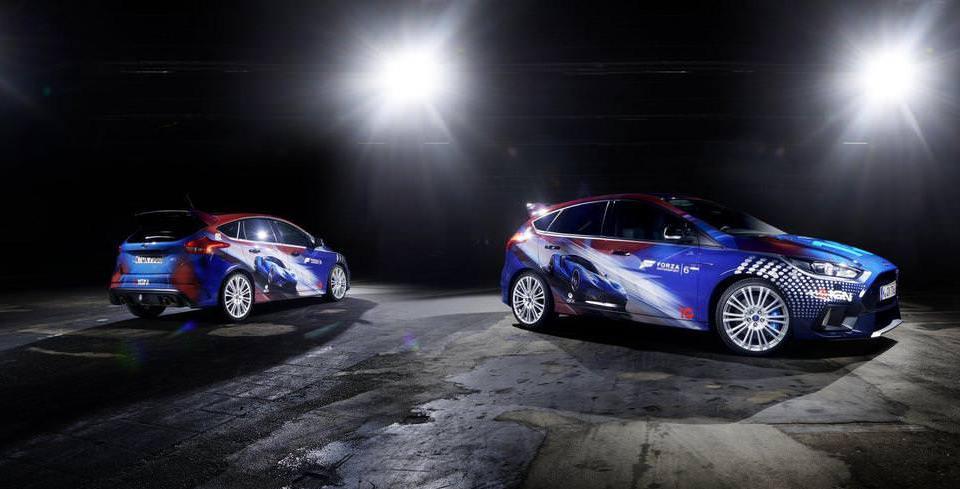 Forza Motorsport 6 Temal� Focus RS