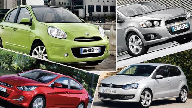 A ve B Segmenti Az Yakan Otomobiller