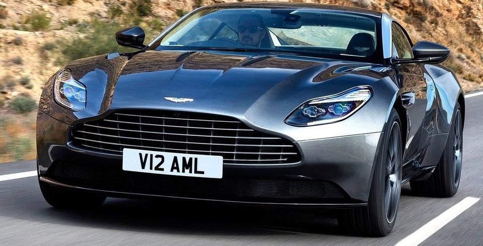 Aston Martin DB11 D�nya Bas�n�ndan Tam Not Ald�