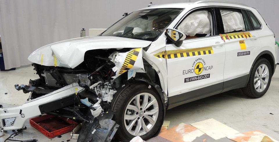 Tiguan, Ateca ve Giulia EuroNCAP'ten 5 Y�ld�z Ald�