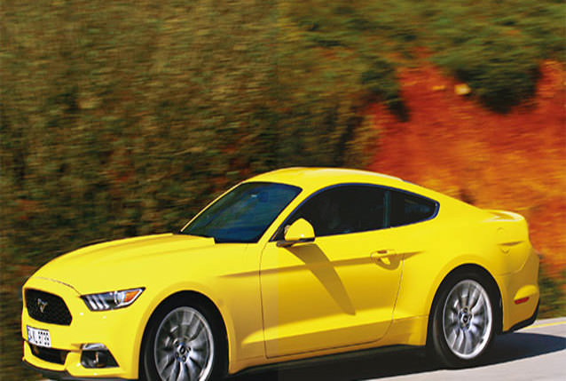 Test: Ford Mustang Fastback 2.3 EcoBoost