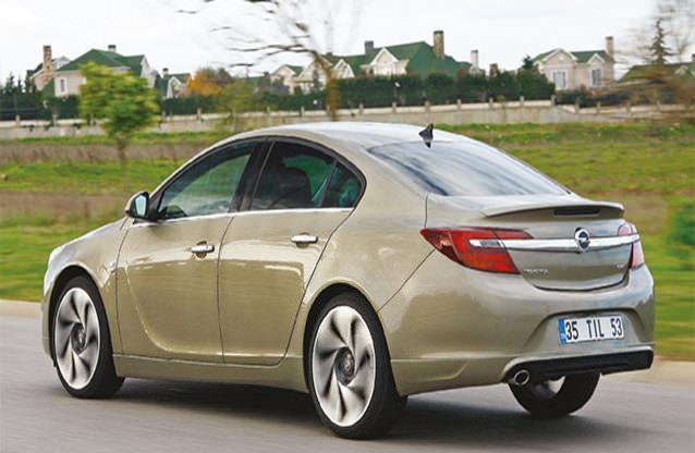 Test: Opel Insignia Sedan 1.6 CDTI AT6