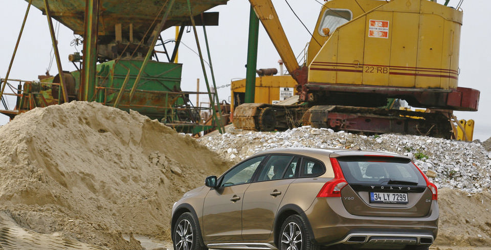 Test: Volvo V60 Cross Country D4