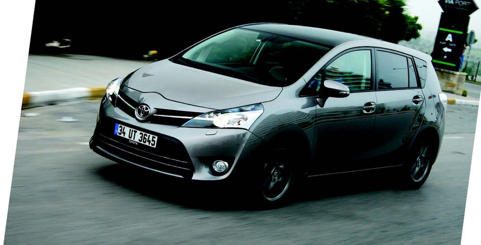 Toyota Verso 1.6 D-4D