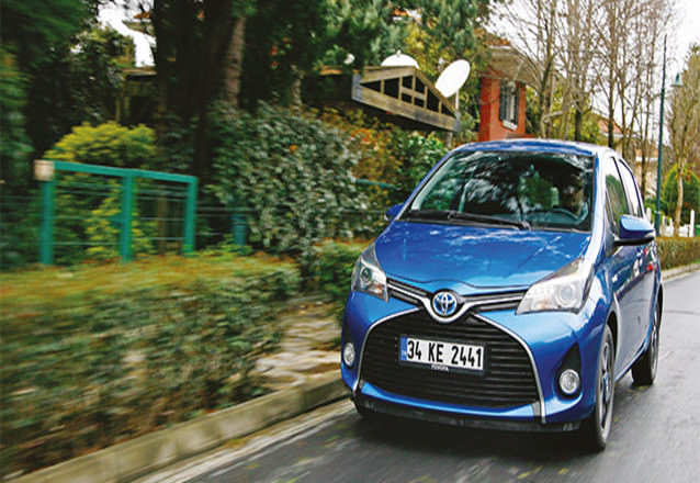 Uzun D�nem Testi: Toyota Yaris 1.5 Hybrid