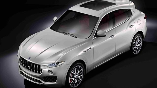 Maserati Levante�nin T�rkiye Fiyat� Belli Oldu