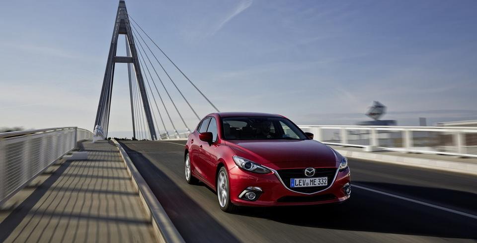Mazda3�e Yeni Dizel